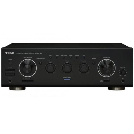 Amplificatore stereofonico audio HI-FI potenza 2 x 60W su 8 ohm