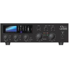 Amplificatore stereo due canali con sorgenti integrate 2 x 120W - 4ohm