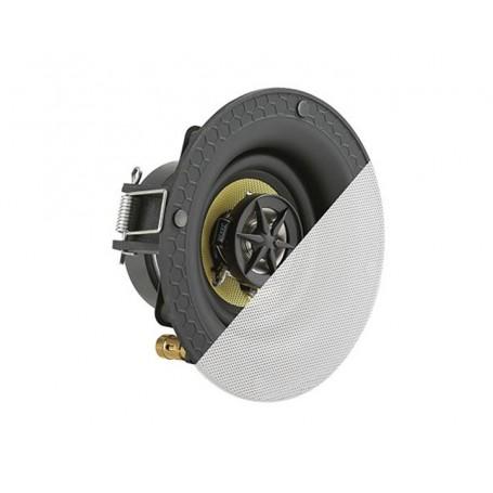 ROUND7 Mini diffusore da incasso senza cornice