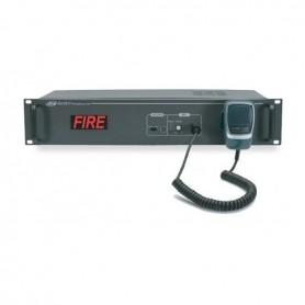 Dispositivo audio indipendente di emergenza annunci e chiamata vigili del fuoco