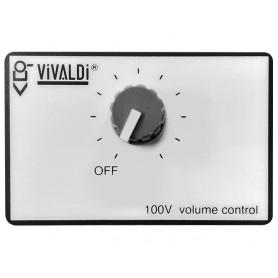 CV125B Regolatore di volume di zona 100V - 30W per scatola 503