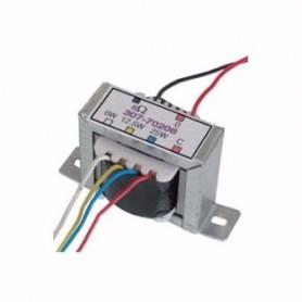 Trasformatore di linea 100V - Potenze: 25/12,5/6 W