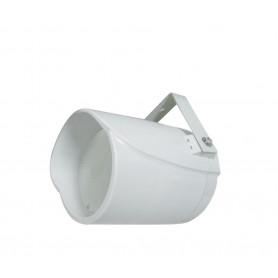 Proiettore sonoro unidirezionale IP55 - 30W in ABS