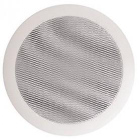 Diffusore ad incasso a soffitto altoparlante 16 cm, con trasformatore per linea a 100 V
