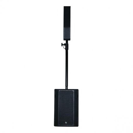 Impianto audio amplificato 500W combinato Satellite / Subwoofe
