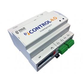 Vivaldi Domotica iCONTROL4.0+ sistema di supervisione e controllo
