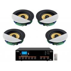 Impianto Audio Filodiffusione di Qualità per Negozio, Ufficio, Show Room