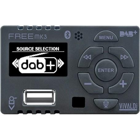 Vivaldi Giove FreeMK3 - Amplificatore audio HI FI per scatola 503
