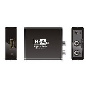 Convertitore HDMI - Audio Stereo