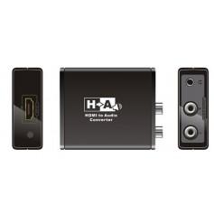 Convertitore HDMI - Audio Stereo