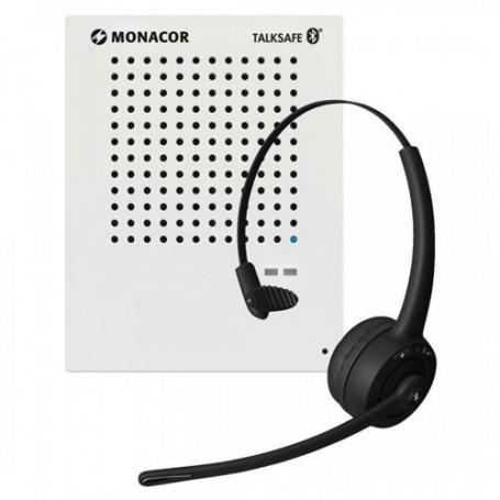 Interfono da sportello BLUETOOTH con cuffia - Intercom standard parla ascolta