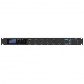 Pre-Mixer mono 6 canali con Mediaplayer