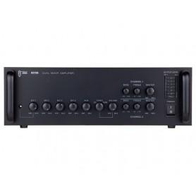 Ulisse MZ126A Amplificatore mixer 2 zone (120W + 60W) per sistema di filodiffusione