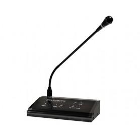 Ulisse BM4 Microfono da tavolo multizona dedicato per Amplificatore MZ4120S