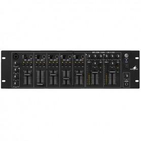 Mixer audio con 2 zone indipendenti per sonorizzazione multizona