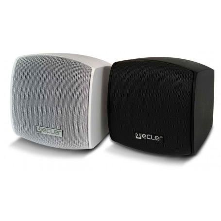 AUDEO103 - Coppia diffusori da parete 8ohm/100V Giugiaro Design