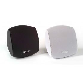 AUDEO106 - Coppia diffusori da parete 50W - 8ohm/100V - 30W Giugiaro Design