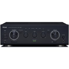 Amplificatore stereofonico audio HI-FI potenza 2 x 100W su 8 ohm