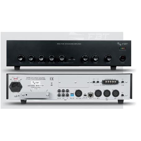 Mxa 1060 FBT Amplificatore integrato mixer PA 60W per diffusione sonora