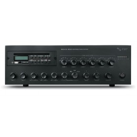 MDS6120 FBT Amplificatore multizona con sorgenti integrate CD-MP3/USB/SD CARD e sintonizzatore AM/FM