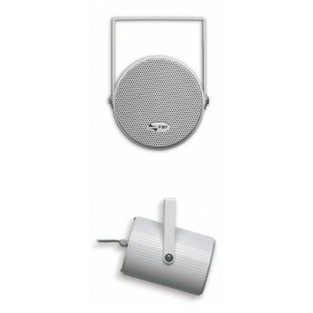 Proiettore di suono unidirezionale in alluminio a tenuta stagna IP55