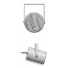 Proiettore di suono unidirezionale in alluminio a tenuta stagna 10W 100V - IP55