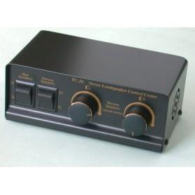 Unità di Controllo - Regolatore di volume con selettore per 4 altoparlanti - ( 2 coppie )