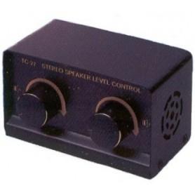 Unità di Controllo - Regolatore di volume per una coppia di altoparlanti