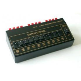 Unità di Controllo - Selettore di controllo per 10 altoparlanti