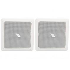 Diffusore 2 vie da incasso quadrato per cartongesso (COPPIA)