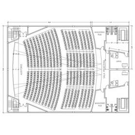 Pregettazione Impianto per Auditorium - Sala Congressi
