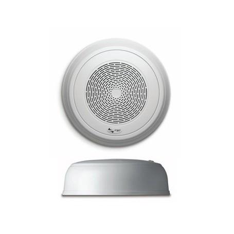 Diffusore acustico sovrapposto da muro o soffitto - 10W - 100V (coppia)