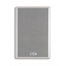 Diffusore acustico SLIM sovrapposto da parete - 10W - 100V (coppia)