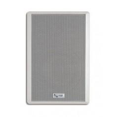Diffusore acustico SLIM sovrapposto da muro o soffitto - 10W - 100V (coppia)
