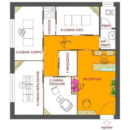 Progettazione impianto audio per centro benessere centro for Progettare un salone
