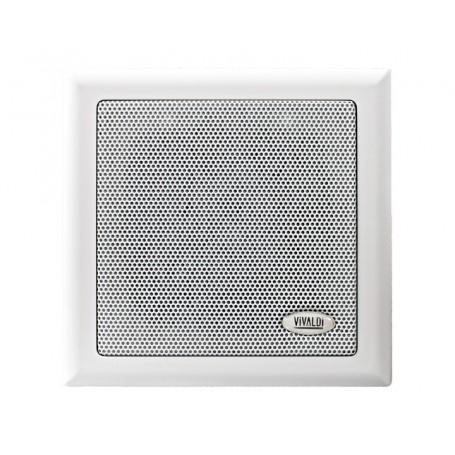 GIADA506 Diffusore quadrato da incasso 8 ohm per scatola 506E