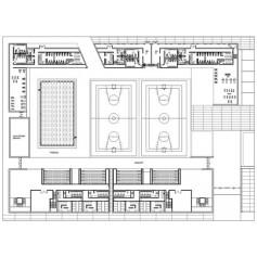 Progettazione Impianto AUDIO per Strutture Sportive