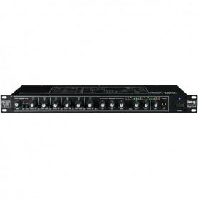 Mixer 6 ingressi microfonico - linea per distribuzione audio