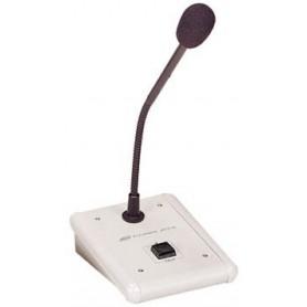 Base microfonica da tavolo per annunci