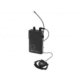 Trasmettitore con microfono UHF PLL wireless per guide turistiche