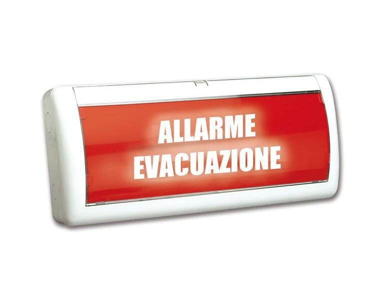 Impianti diffusione sonora EVAC - Evacuazione Vocale